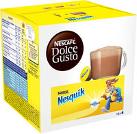 Capsules NESCAFE Dolce Gusto NESQUIK 16 Capsules - Product - fr