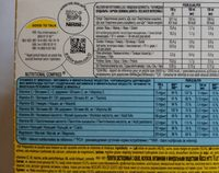 Capsules NESCAFE Dolce Gusto NESQUIK 16 Capsules - Nutrition facts - fr