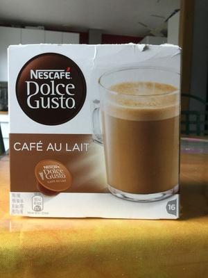 Café au lait - Produit