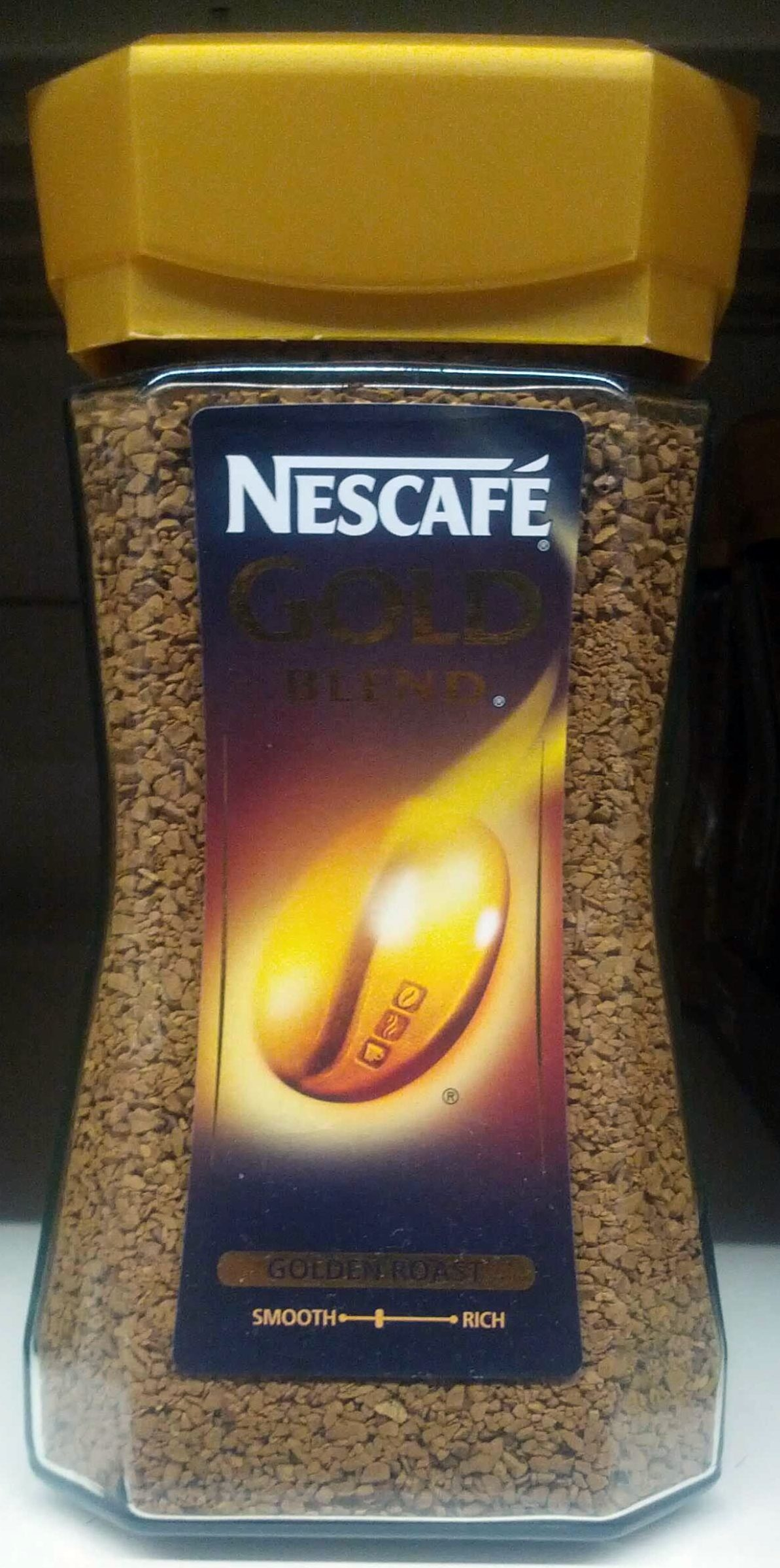 Nescafe Gold Blend Coffee 200G - Produit