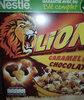 Lion caramel & chocolat - Produit