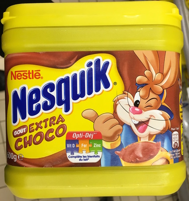 Nesquik goût Extra Choco - Product