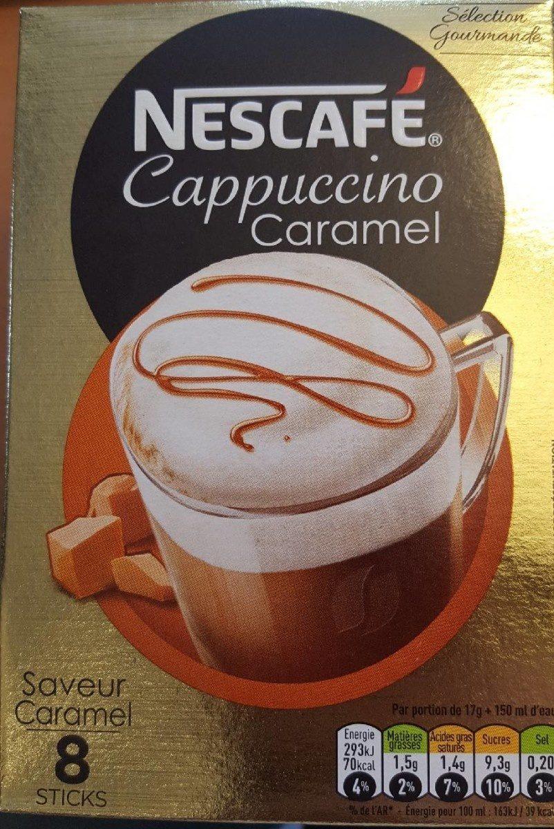 Nescafé Cappuccino Caramel - Product