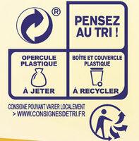NESQUIK Poudre Cacaotée boîte 1,3kg - Istruzioni per il riciclaggio e/o informazioni sull'imballaggio - fr