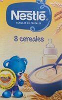 Papilla de cereales - Product