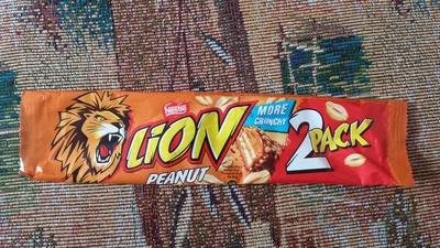 Lion Peanut 2pack - Product - en