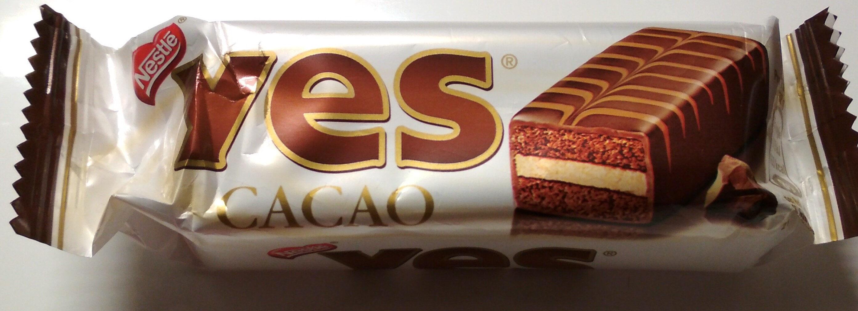 Yes Cacao - Produkt - de