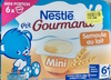 P'tit Gourmand - Mini Semoule au Lait - Product