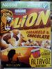Lion caramelo & chocolate - Produit