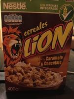 Cereales Lion - Producte