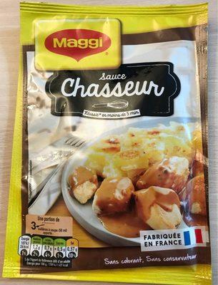 Sauce Chasseur - Produit - fr