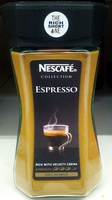 Nescafé Espresso 100% arabica - Product - en