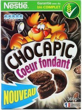 Chocapic Cœur Fondant - Produit