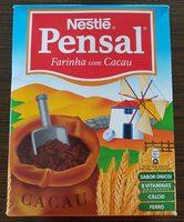 Pensal farinha com cacau - Produit - fr