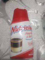 Leche condensada desnatada Nutricia - Produit - es