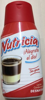 Nutricia - Producto
