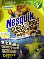 Nesquik Coeur Lacté - Product - fr