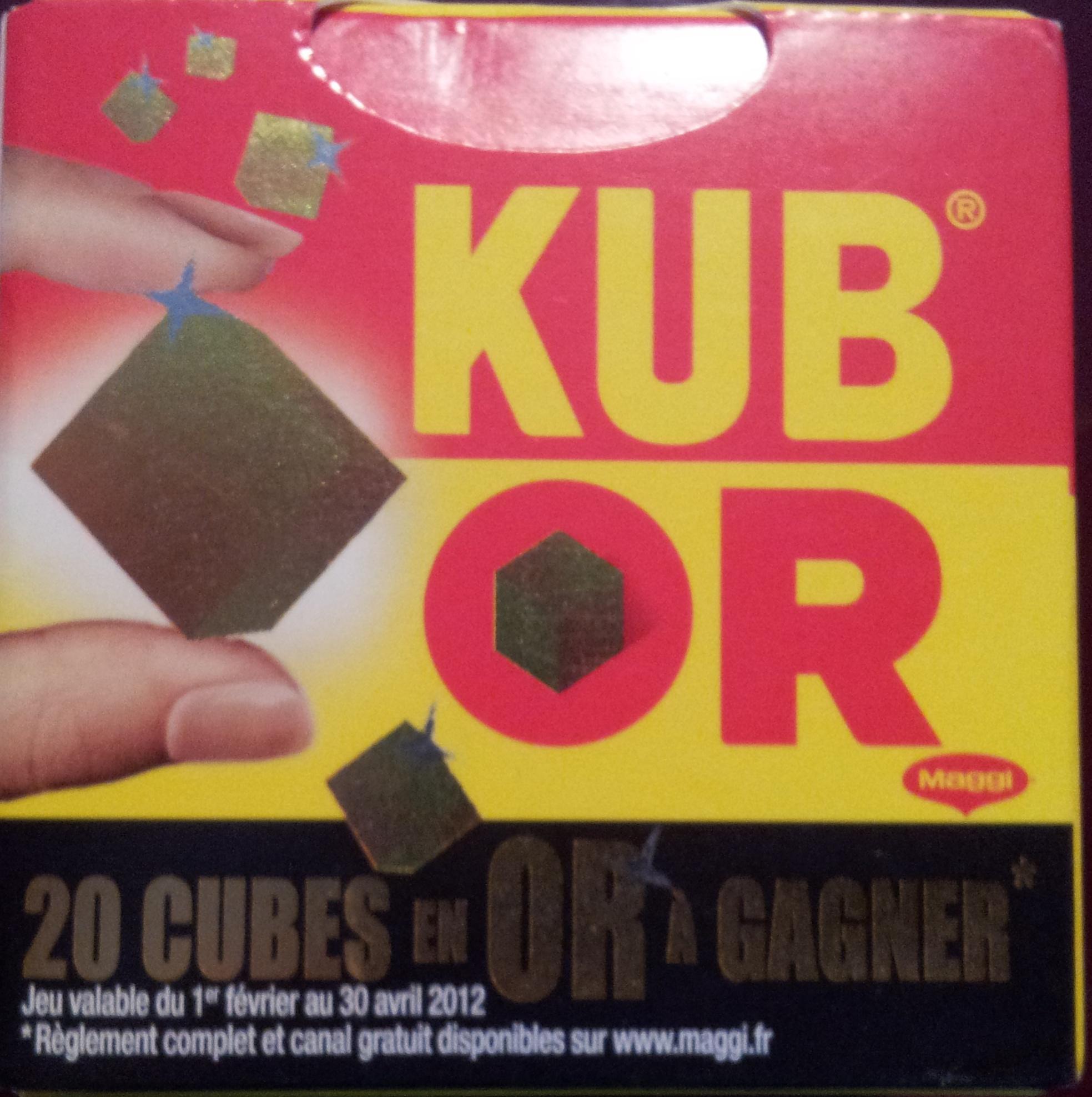 KUB ® Or - Product