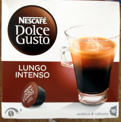 Lungo Intenso - Product - fr