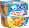 NESTLE NATURNES Petits Pots Bébé Carottes, Pommes de terre, Dinde -2x200g -Dès 6 mois - Prodotto
