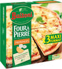 BUITONI FOUR A PIERRE pizza surgelée Fromages 3 packs x 350g (x3 maxi format) - Product