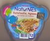 NaturNes Ratatouille, Agneau aux herbes de provence - Produit
