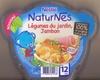 NaturNes Légumes du jardin, Jambon - Produit