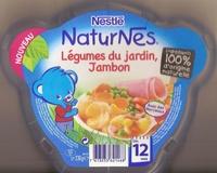 NaturNes - Légumes du jardin, Jambon - Prodotto - fr