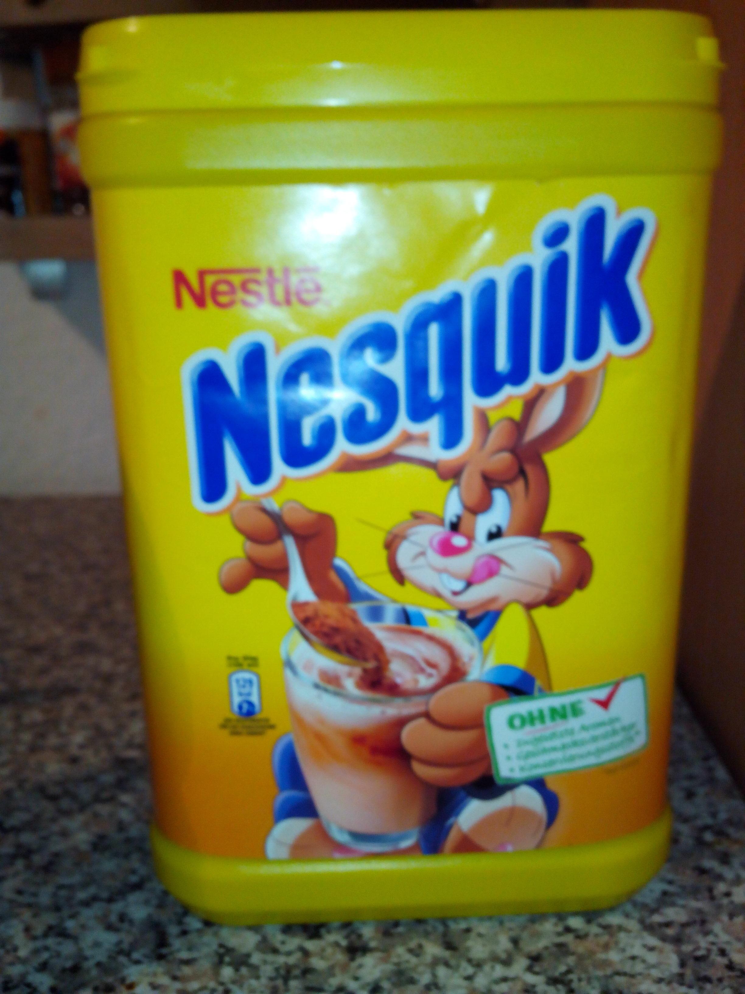 Nesquik - Produit - de