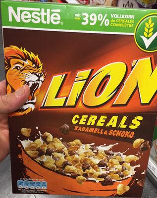 Cereals Karamell & Schoko - Produit - fr