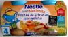 """Postre de frutas """"Nestlé"""" 6 frutas con galleta - Product"""