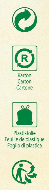 BUITONI PICCOLINIS mini-pizzas surgelées Bolognese 9x30g ( - Instruction de recyclage et/ou informations d'emballage - fr