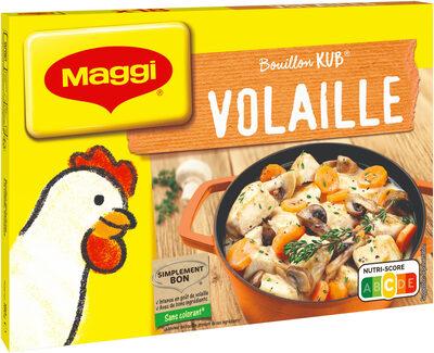 MAGGI Bouillon KUB Volaille - Prodotto - fr