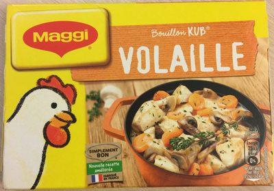 Bouillon Kub Volaille (x18) - Product