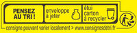MAGGI Bouillon KUB Bœuf - Recycling instructions and/or packaging information - fr