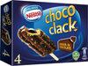 Bombón helado de vainilla con chocolate almendrado - Product