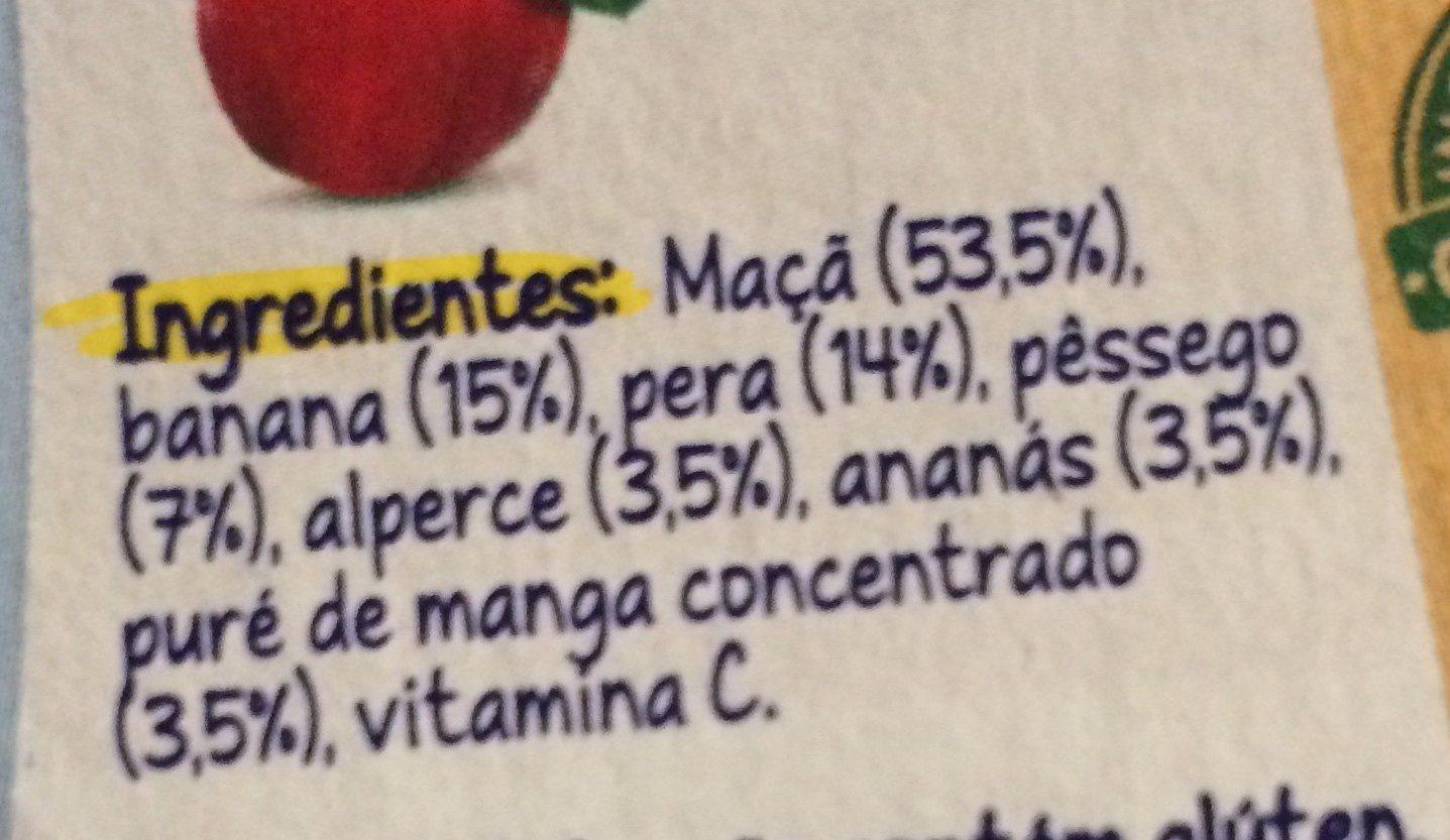 Naturnes - Ingredienti - fr