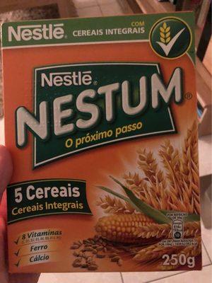 Nestum 5 Cereais Nestle - Product