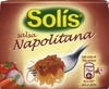 """Salsa napolitana """"Solís"""" - Product"""