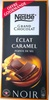 Grand Chocolat Éclat Caramel Pointe de Sel Noir - Product