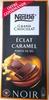 Grand Chocolat Éclat Caramel Pointe de Sel Noir - Produit