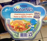 NaturNes Panier de Légumes, Volaille - Product - fr