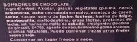 Crème Croquante - Ingredientes - es