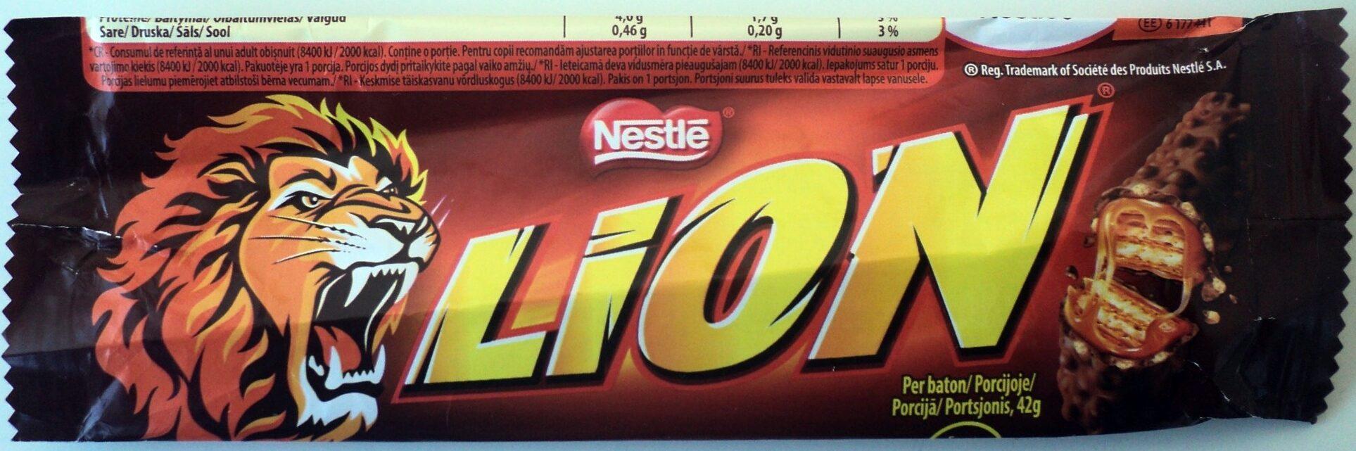 Lion - Produktas - ro