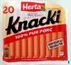 20 Original Knacki, 100 % Pur Porc - Product