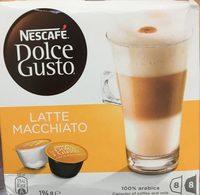 Latte Macchiato - Product - fr