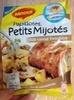 Papillotes Petits Mijotés Rôti saveur forestière - Product