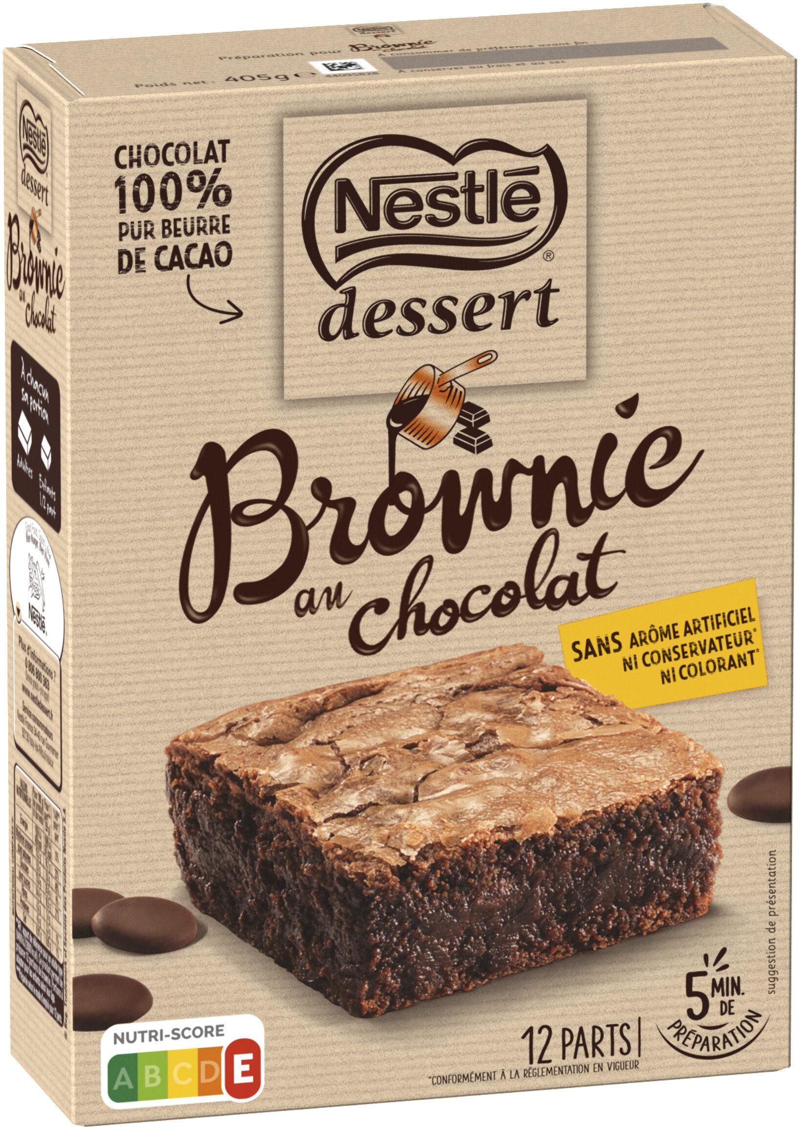Préparation pour Brownie au Chocolat - Product - fr