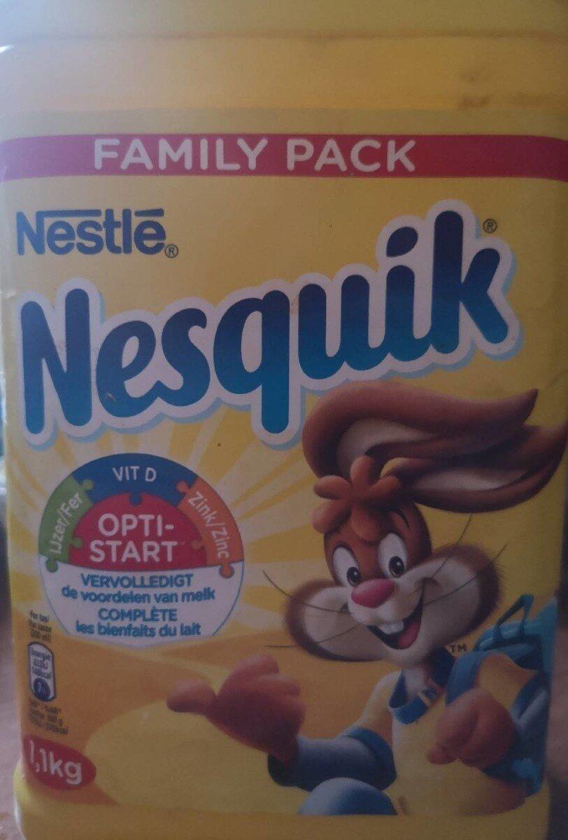 Nesquik - Family pack - Product - fr