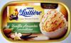 Crème glacée Vanille Amandes Caramélisées La Laitière (nouvelle recette) - Produit